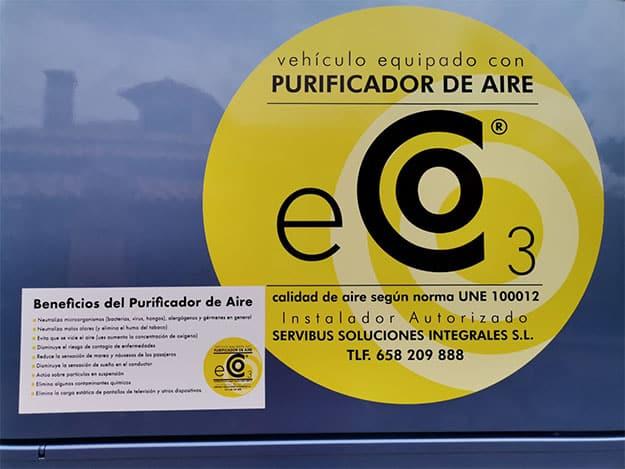 Autocares COVID FREE